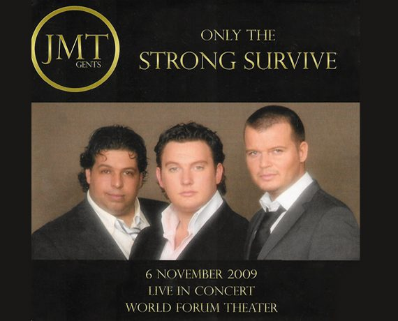 JMT Gents – Only the strong survive