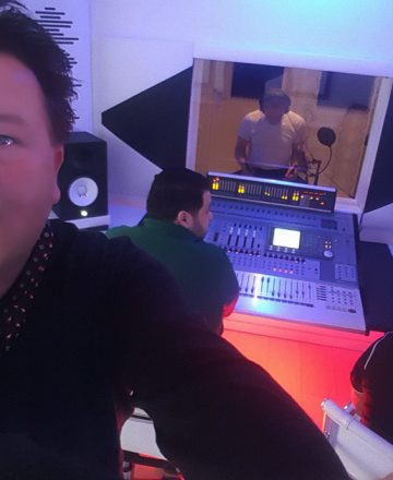 Studio opname