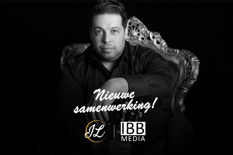Janah Louard exclusief te boeken bij IBB Media